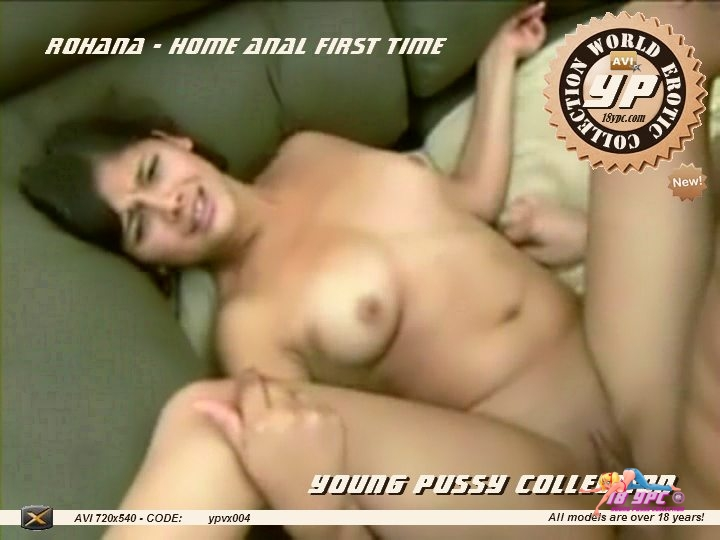 Rohana - Home Anal First Time ypvx004