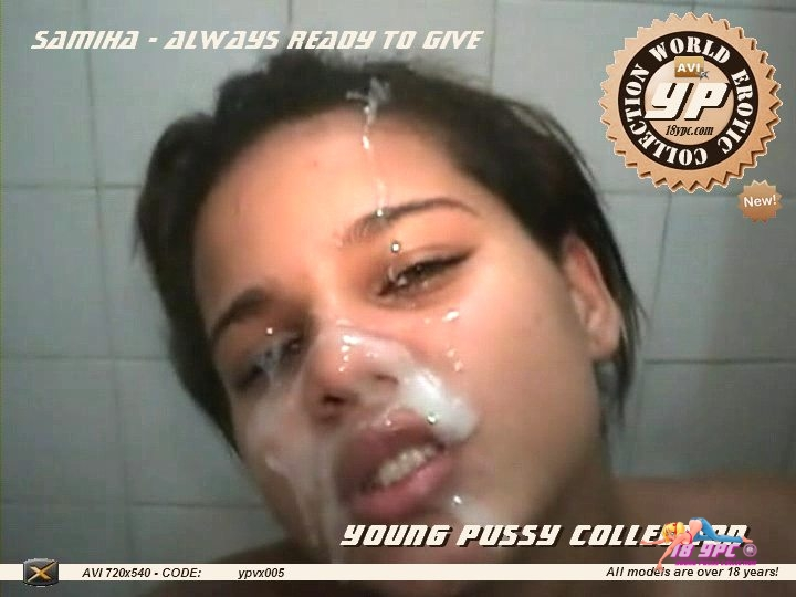 Samiha - always ready to give - Algerian student ypvx005