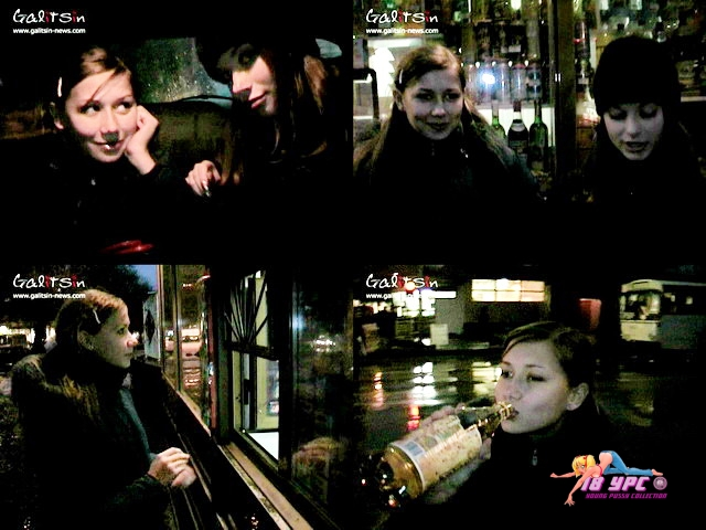 Galitsin - 106 - Picking Up Alice (Alice, Katia & Valentina)