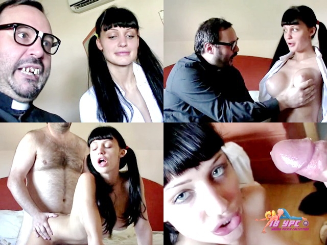 The priest fucks student girl ns049 porn