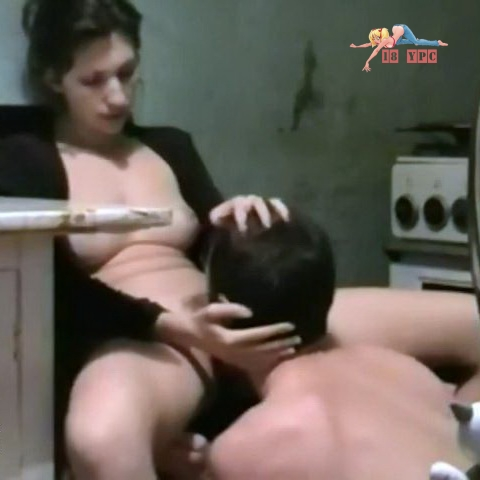 Evening students fuck in the kitchen - 18ypc 013